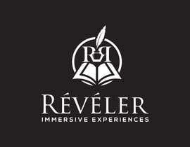 #1219 for Logo Designed for Révéler Immersive Experiences by alauddinh957