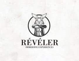 #1850 для Logo Designed for Révéler Immersive Experiences від nuzart