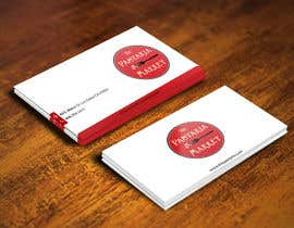 #56 for BUSINESS CARD by gohardecent