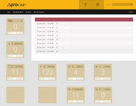 Nro 8 kilpailuun application website design käyttäjältä superlayout