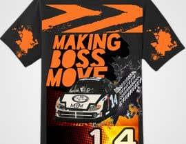 #9 สำหรับ Shirt Design All Over Print โดย Navaneethkv