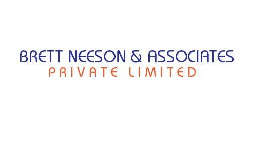 Penyertaan Peraduan #18 untuk Design a Logo for  BRETT NEESON & ASSOCIATES PTY LTD