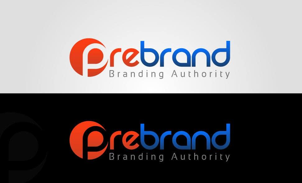 Kilpailutyö #92 kilpailussa Design a Logo for prebrand