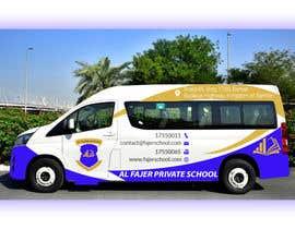 #11 cho Help Design Bus Branding bởi RajuKhan564