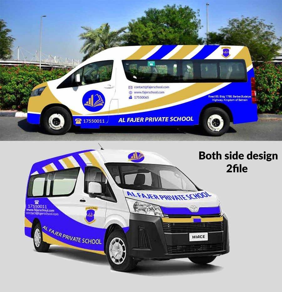 Bài tham dự cuộc thi #                                        32                                      cho                                         Help Design Bus Branding