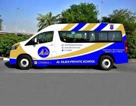 #34 cho Help Design Bus Branding bởi RajuKhan564