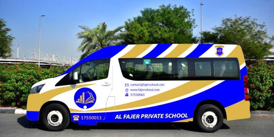 Bài tham dự cuộc thi #                                        38                                      cho                                         Help Design Bus Branding