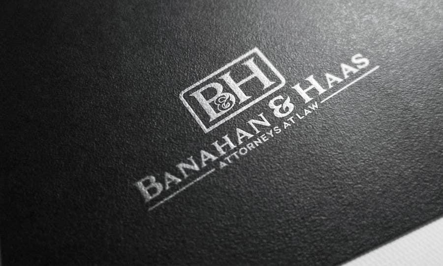 Konkurrenceindlæg #230 for Design a Logo for B & H