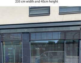 #108 for Illustration, images or Design for window tape af shoyeb76