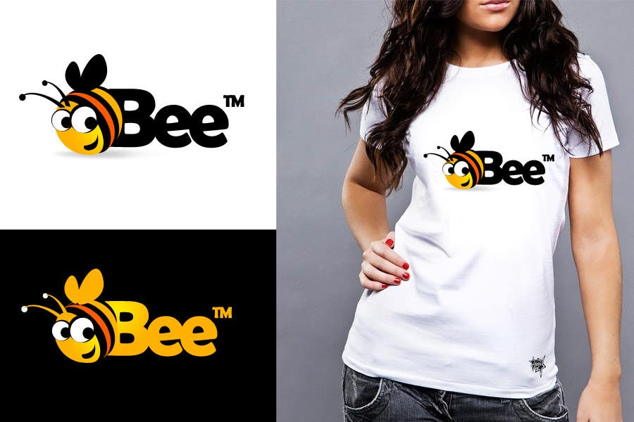 #45 for Logo Design for Logo design social networking. Bee.Textual.Illustrative.Iconic by twindesigner
