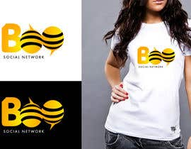 #47 для Logo Design for Logo design social networking. Bee.Textual.Illustrative.Iconic от twindesigner