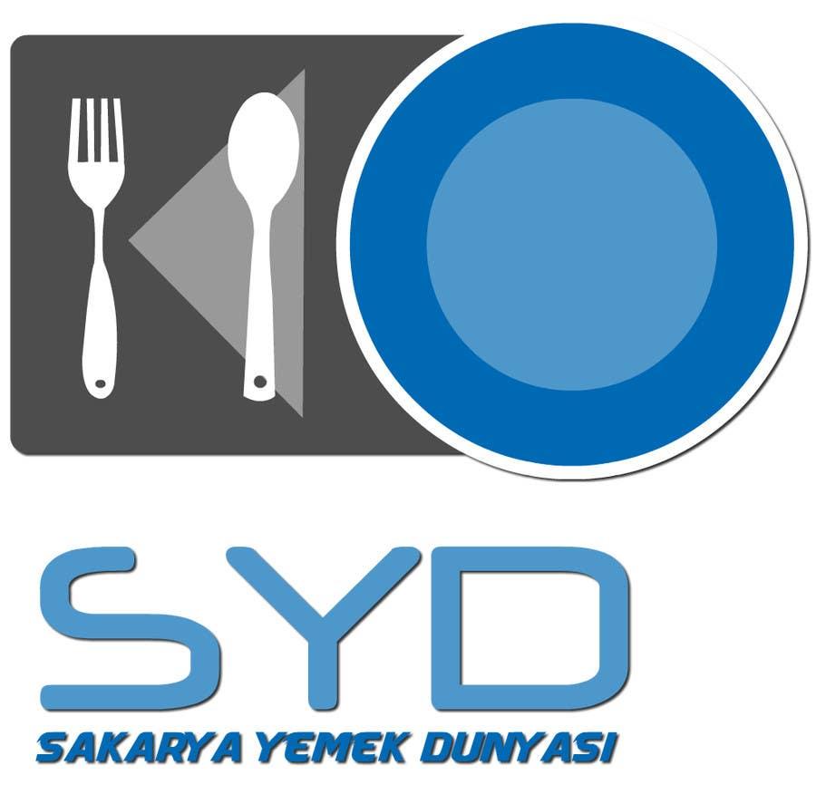 Konkurrenceindlæg #                                        9                                      for                                         SYD  - LOGO - SAKARYA YEMEK DÜNYASI