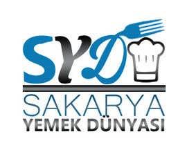 #44 for SYD  - LOGO - SAKARYA YEMEK DÜNYASI by systemofhark