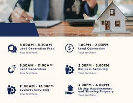 #25 , Redesign 2 attached flyers with our branding using the same content as provided, different photos only. 来自 maryaaammmm