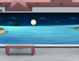 Nro 96 kilpailuun 16 ft  x 112 ft Wall Mural Graphics käyttäjältä joynul1234