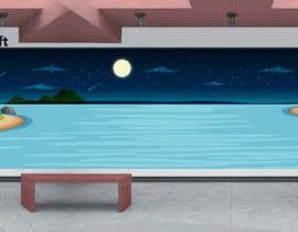 Nro 97 kilpailuun 16 ft  x 112 ft Wall Mural Graphics käyttäjältä joynul1234