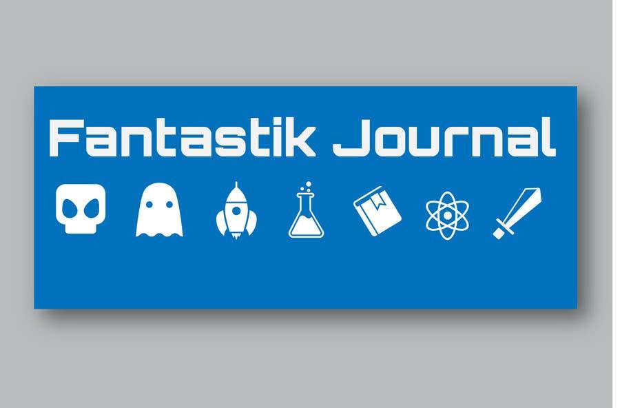 Inscrição nº 5 do Concurso para Design a logo for a news site for fantay, science fiction and mystery