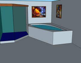 alienigma392 tarafından I need some Graphic Design for Bathroom & Living Room. için no 2