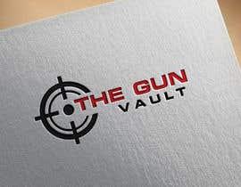 nº 127 pour Company Logo for Gun Store par NeriDesign