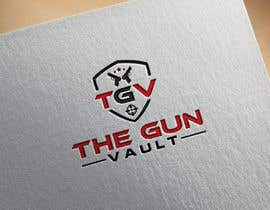 nº 130 pour Company Logo for Gun Store par NeriDesign