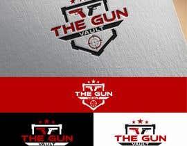 nº 386 pour Company Logo for Gun Store par Mbeling