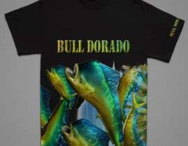 #12 cho Bull Dorado for a fishing shirt. bởi sandrasreckovic