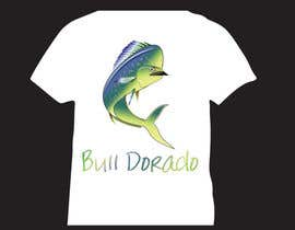 #5 for Bull Dorado for a fishing shirt. by thedubliner