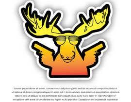 #20 dla Undercover Moose Sticker przez rockztah89
