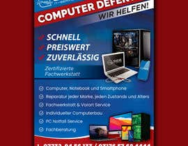 #188 untuk Design poster A1 for a computer company oleh FarooqGraphics