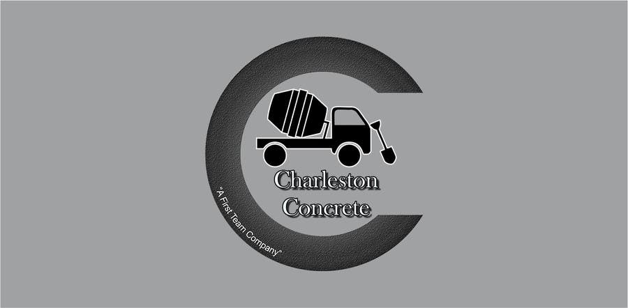 Konkurrenceindlæg #51 for Design a Logo for Charleston Concrete