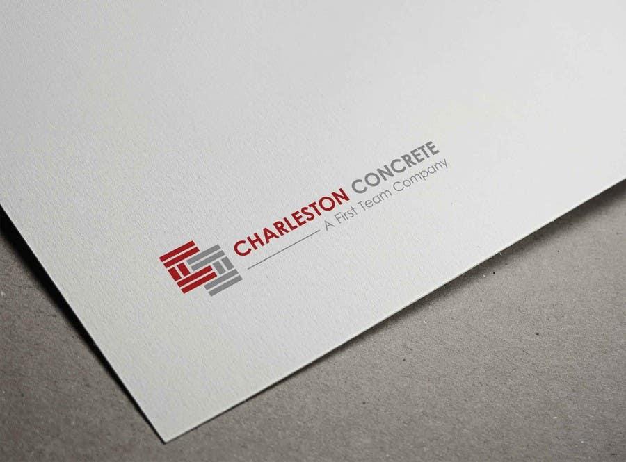 Konkurrenceindlæg #42 for Design a Logo for Charleston Concrete