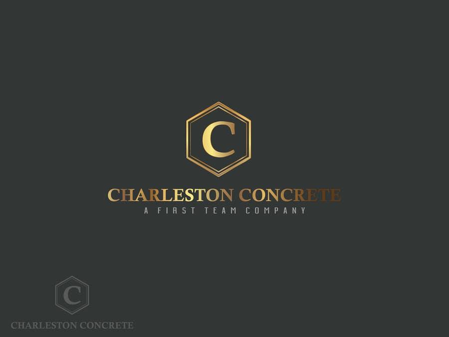 Konkurrenceindlæg #22 for Design a Logo for Charleston Concrete