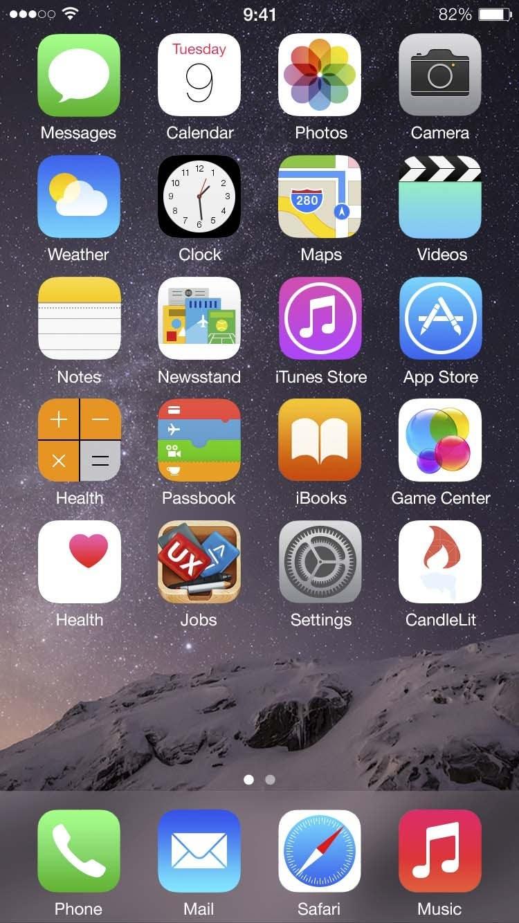 Как сделать скриншот на телефон айфон