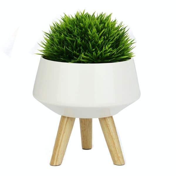 Contest Entry #                                        37                                      for                                         3D Plant Pot Design