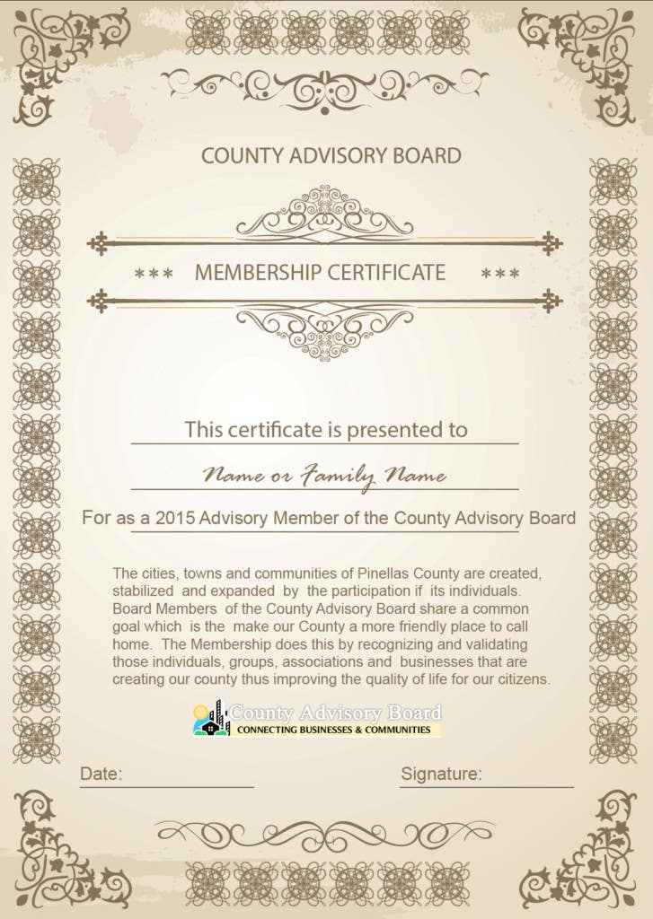 Contest Entry #                                        13                                      for                                         Design a membership certificate