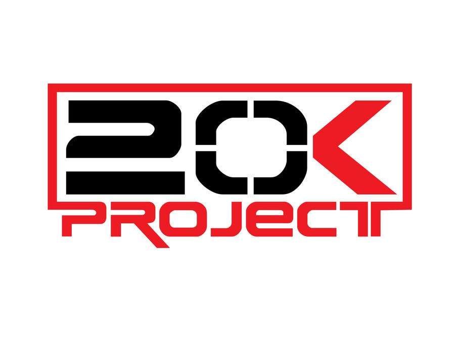 """Inscrição nº 302 do Concurso para Design a Logo for """"20K PROJECT"""""""