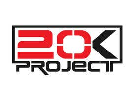 "#304 for Design a Logo for ""20K PROJECT"" by dezigningking"
