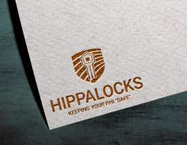 #719 HippaLocks Logo részére imamhossan901 által