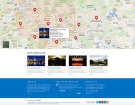 #4 cho Design a Website Mockup for City Travelling Guide bởi nikil02an