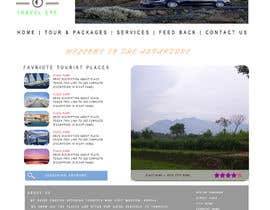 #2 cho Design a Website Mockup for City Travelling Guide bởi AdityaMalviya