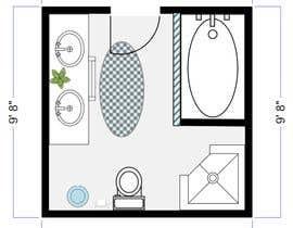 TalhaJavedRajput tarafından Bathroom design için no 5