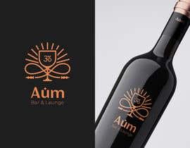 Nro 200 kilpailuun Logo Design for Aum Bar & Lounge käyttäjältä anuniyazdesigns