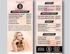 Nro 47 kilpailuun Flyer for cosmetic studio needed käyttäjältä designconcept86
