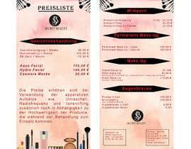 Nro 50 kilpailuun Flyer for cosmetic studio needed käyttäjältä ashifurrahman345