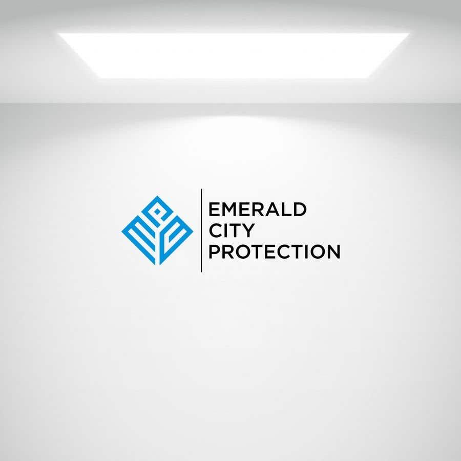 Конкурсная заявка №                                        161                                      для                                         Emerald City Protection…Logo