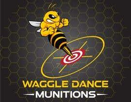 #141 for Waggle dance logo af vivekbsankar