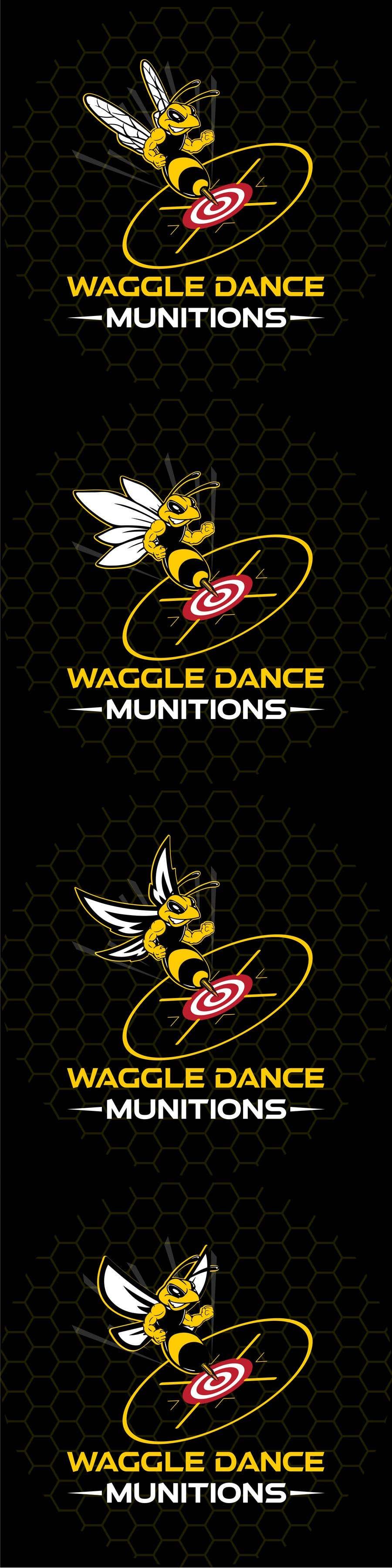 Konkurrenceindlæg #                                        147                                      for                                         Waggle dance logo