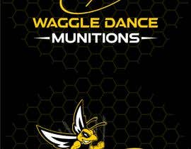 #147 for Waggle dance logo af vivekbsankar