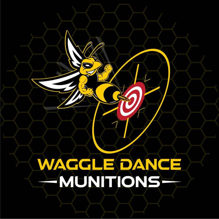 Konkurrenceindlæg #                                        155                                      for                                         Waggle dance logo