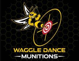#155 for Waggle dance logo af vivekbsankar